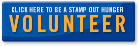 Have a Stamp Out Hunger food drive at your workplace