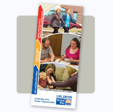 2014 United Way of the Greater Chippewa Valley Brochure