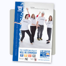 United Way of the Greater Chippewa Valley Education Initiative Poster