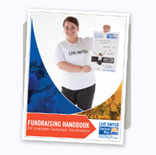 United Way of the Greater Chippewa Valley Fundraising Handbook