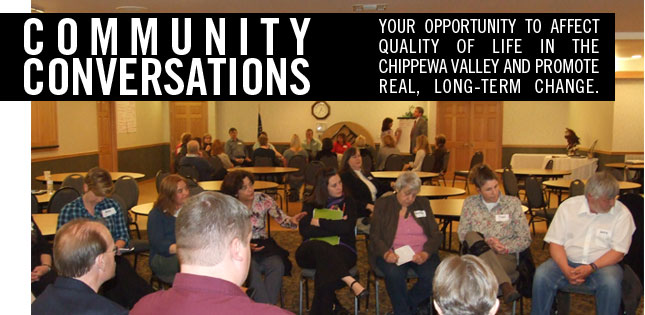 United Way of the Greater Chippewa Valley Hosts Community Conversations