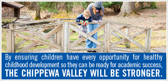 Ensuring school readiness will make the Chippewa Valley stronger