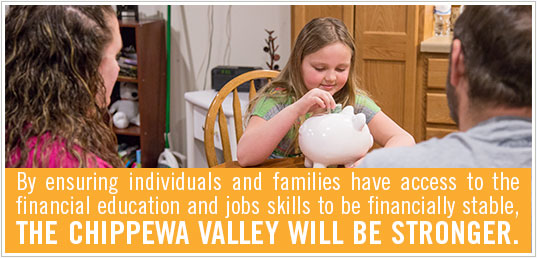 Financial stability will make the Chippewa Valley stronger