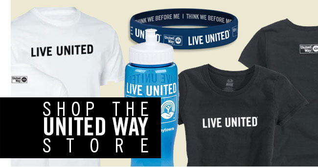 Shop the United Way Store
